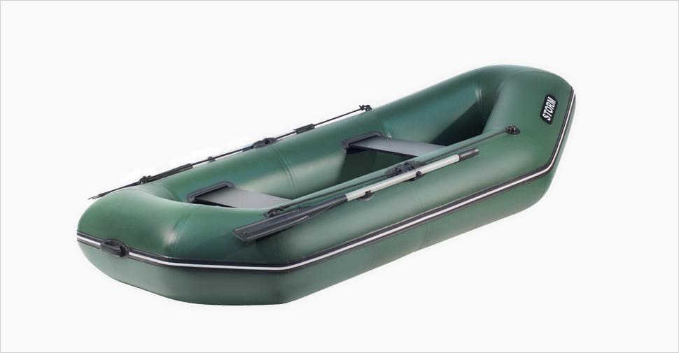 какие виды бывают лодки из пвх
