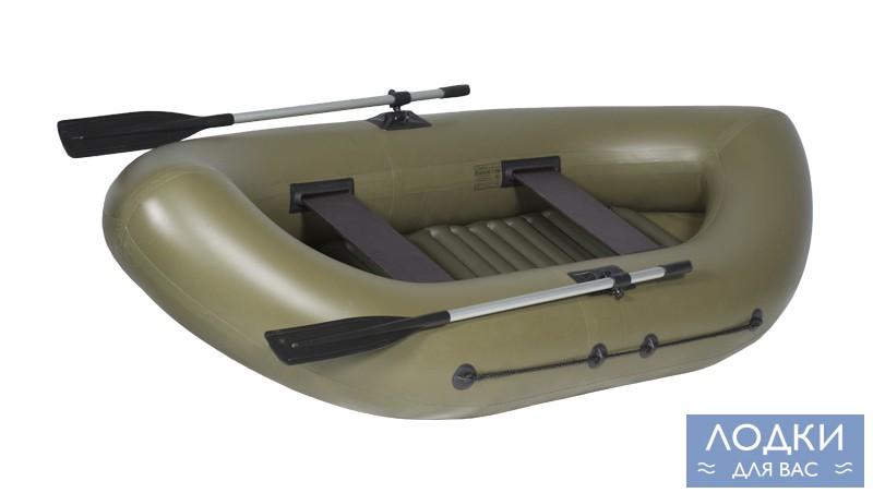 надувная моторная лодка собранная