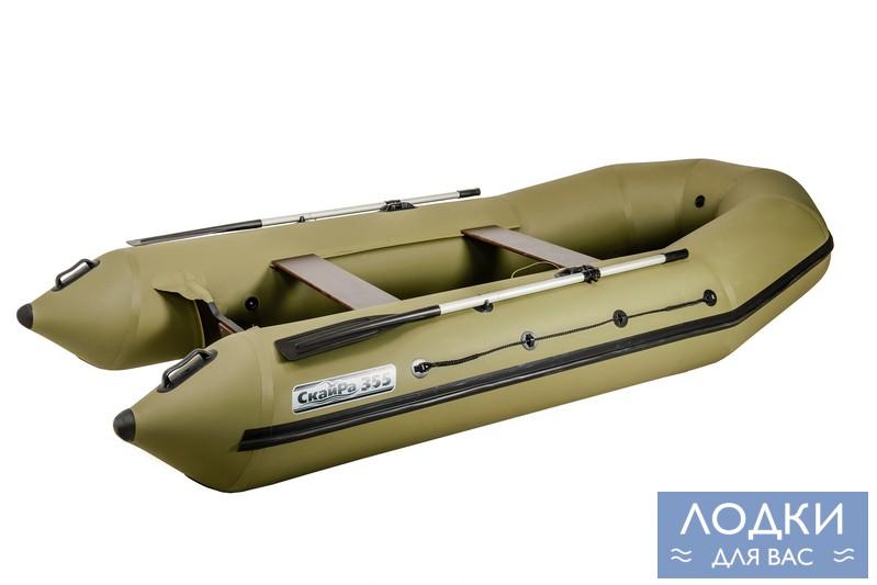 купить лодку скайра 335