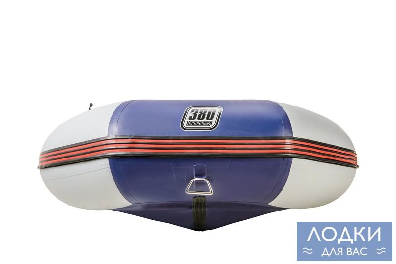 лодка надувная навигатор 380