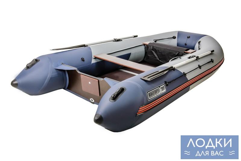 Надувная лодка навигатор 300 оптима