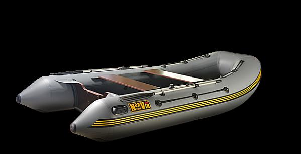 контур лодки пвх