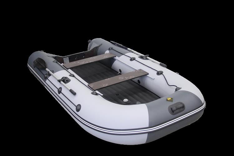 лодка пвх навигатор 400 нднд с дном низкого давления в москве купить