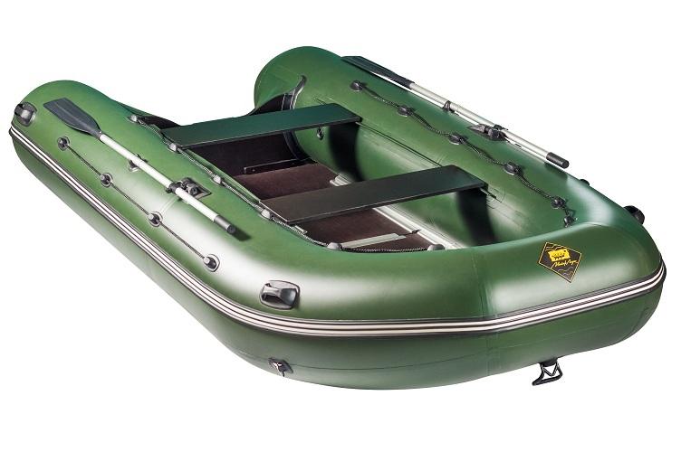 надувная лодка из пвх под мотор фото